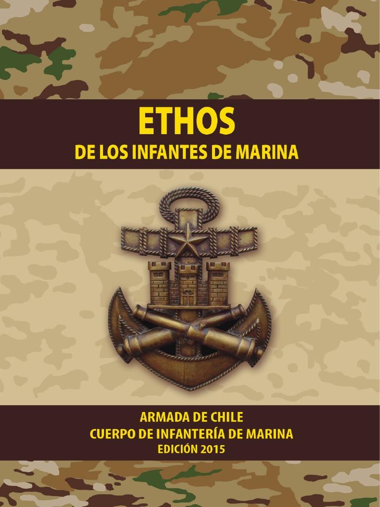 Figura 3: Ethos de los Infantes de Marina