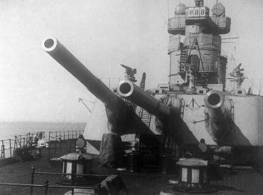 Futuro de la artillería