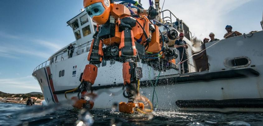 La robótica en los sistemas navales, actualidad y desafíos