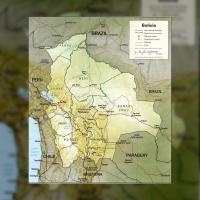 Geopolítica boliviana: el nuevo eje Santa Cruz, Cochabamba, La Paz y ¿Arica?