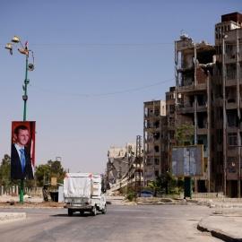 Cuatro años de guerra civil en Siria: no hay tregua a la vista