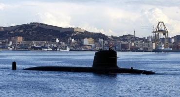 Sonares activos de alta frecuencia para submarinos