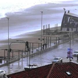 La inundación de playas en el mundo y su impacto en el litoral chileno