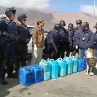 La cooperación de las FF.AA. al combate al crimen organizado y el narcotráfico