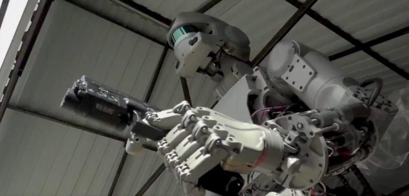 Inteligencia artificial y sistemas de armas autónomos