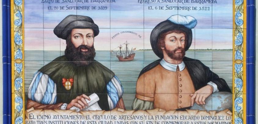 Magallanes – Elcano. La primera circunnavegación al mundo