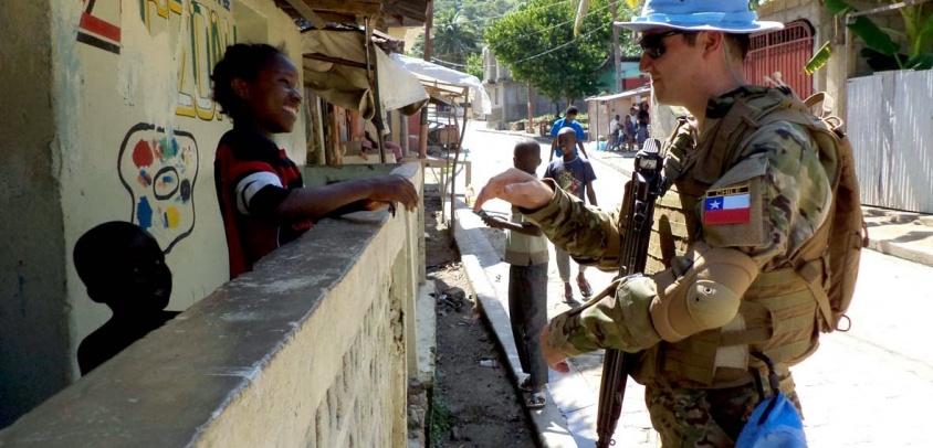 Haití: término de la misión, 13 años de experiencias y lecciones aprendidas