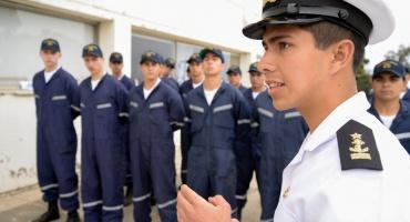 El Aprendizaje del Mando y Liderazgo en la Escuela Naval