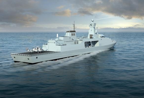 Un plan nacional continuo de construcción naval