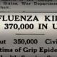 El combate contra la influenza española. Algunas lecciones de mando