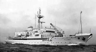 A 50 años del primer proyecto de construcción de un buque oceanográfico para Chile