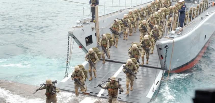 El Cuerpo de Infantería de Marina, una Tradición Bicentenaria