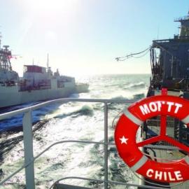 """Operación """"Castor"""", proyectando la Armada en el Pacífico Norte"""