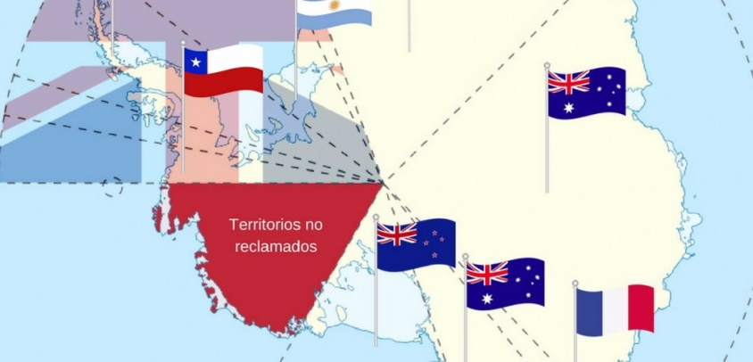 Chile potencia Antártica