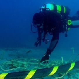 Los cables submarinos en Chile