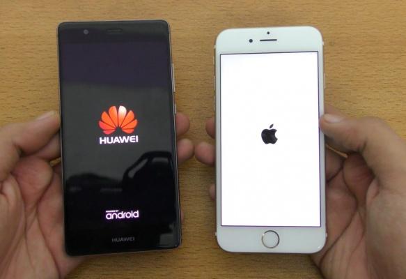 Cómo cambiar de Android a iPhone