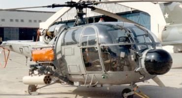Los helicópteros Alouette SH-9 en la Armada de Chile