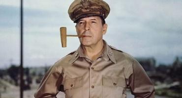 La pipa de MacArthur