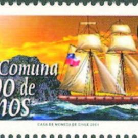 El Cabo de Hornos en la filatelia chilena