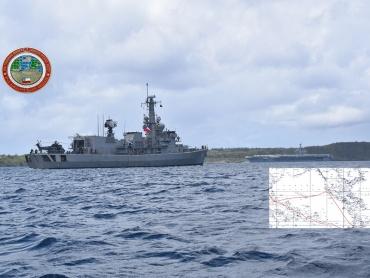 Cien días de despliegue en el Asia Pacífico