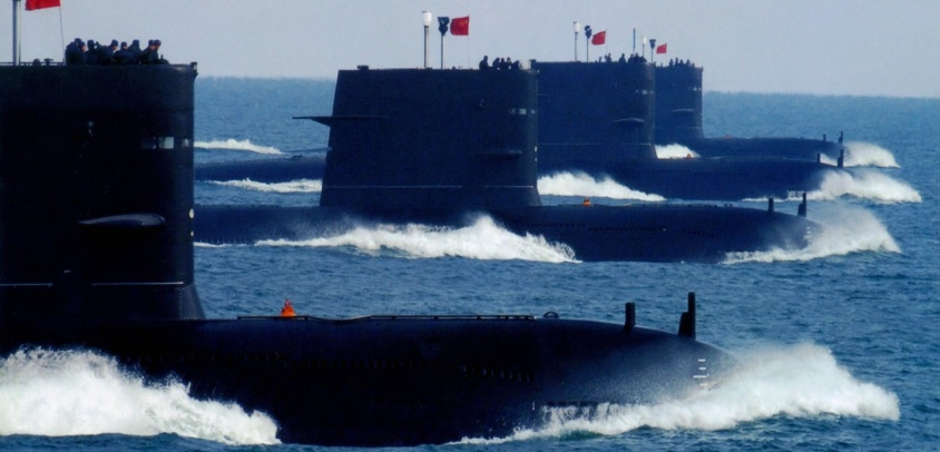 Is China a sea power?