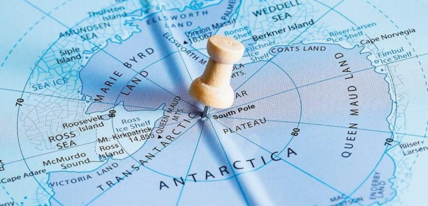 Antártica 2050: el tablero blanco mueve sus piezas