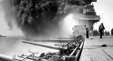 Mahan vs. Corbett en el teatro del Pacífico durante la Segunda Guerra Mundial