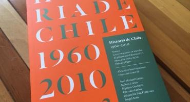 Presentación: Historia de Chile 1960 - 2010 (5 tomos)