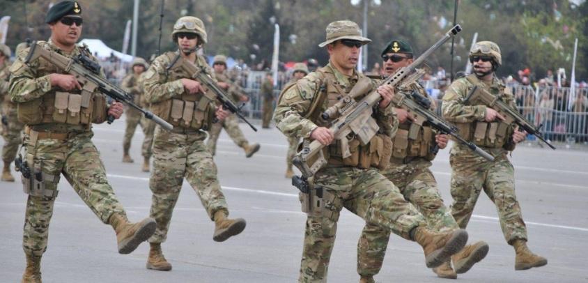 Fuerzas Especiales en el Ámbito Conjunto