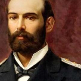 El Montevideo del capitán Prat
