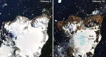 ¿Afectará el cambio climático el statu quo en la Antártica?
