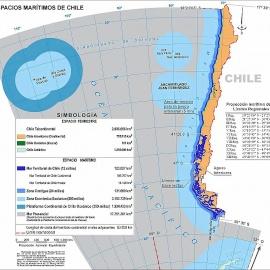 Chile, el factor humano y tecnológico de su armada para el control de aguas jurisdiccionales