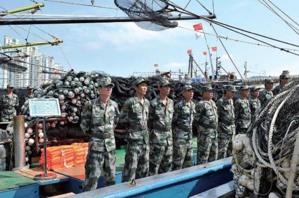 China y el desarrollo de una capacidad expedicionaria