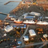 ASMAR: el apoyo industrial de la flota