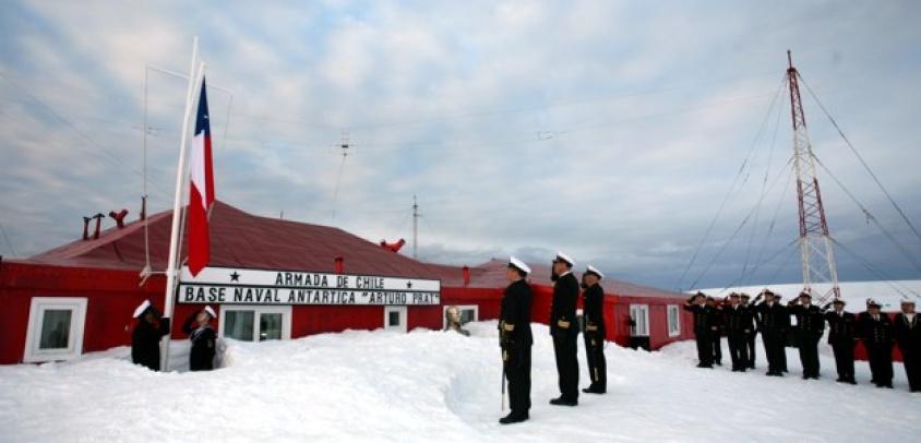 La primera campaña antártica y fundación de la base Soberanía, hitos de nuestra historia polar