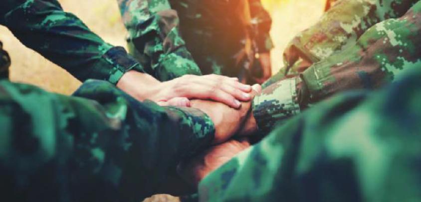 La cohesión. Factor fundamental en el ejercicio del mando