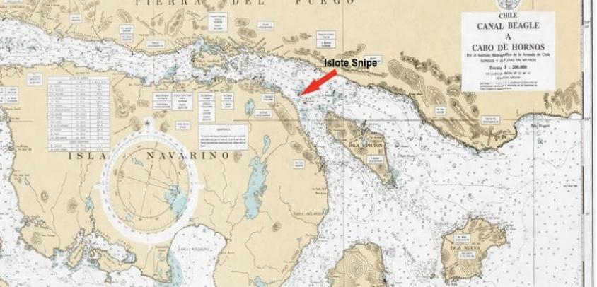 El incidente del islote Snipe
