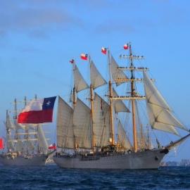 Doscientos años de vecindad naval