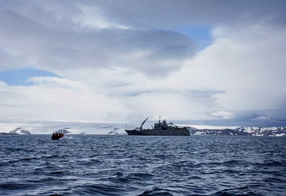 Estatuto chileno antártico, impacto y desafíos en el sector defensa