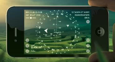 Aplicaciones de navegación terrestre