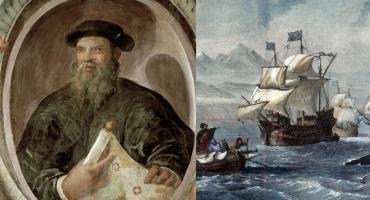 Nueva toponimia para insignes miembros de la expedición de Magallanes