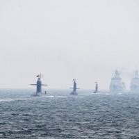 ¿Se convertirá China en una superpotencia marítima?