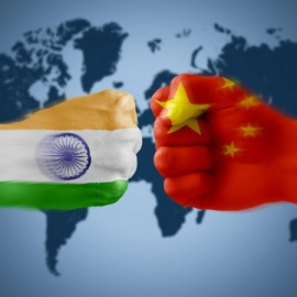 Conflicto India – China en la región de Cachemira