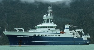 """Con la participación de seis instituciones académicas se dio inicio al crucero """"CIMAR 23 Fiordos"""""""
