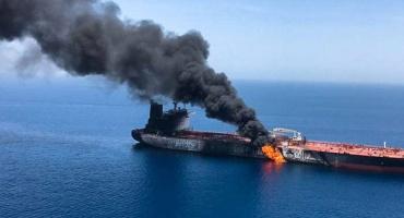 Golfo Pérsico y las líneas de comunicaciones marítimas