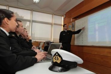 Liderazgo pedagógico en la Armada de Chile