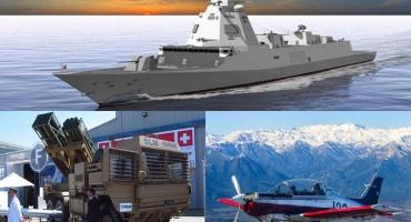 La defensa como motor de desarrollo país