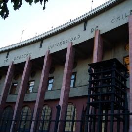 Homenaje a Arturo Prat por la facultad de Derecho de la universidad de Chile