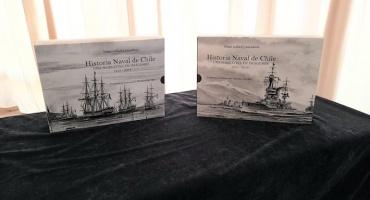 Presentación: Historia naval de Chile. Una narrativa en imágenes
