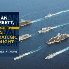 Presentación: Mahan, Corbett, and the foundations of naval strategic thought